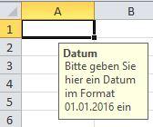 EingabemeldungDatum