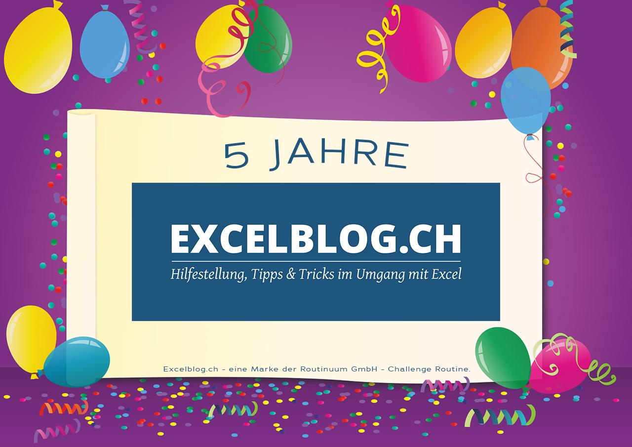 5JahreExcelblog
